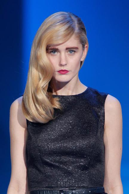 Behind the Scenes at Siriano at Fashion Week