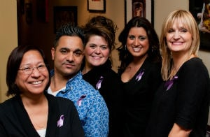 Milwaukee Salons to Show Support for Domestic Violence Victims
