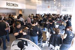 Annual Redken Cut-A-Thon