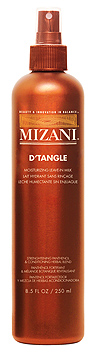 Mizani's NEW D'Tangle Moisturizing Leave-in Milk
