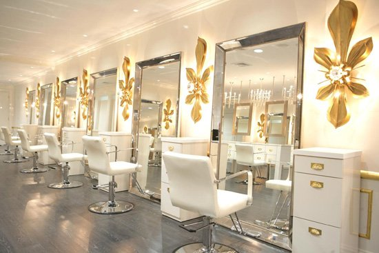 The Gold Standard: De Berardinis Salon, NY