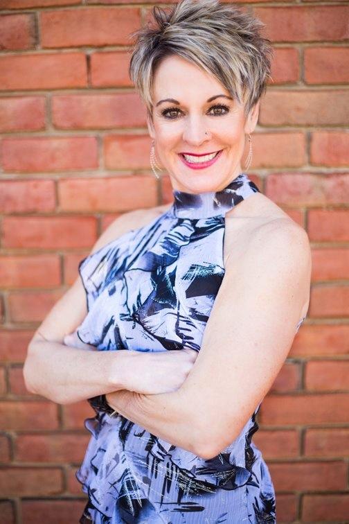 Debbie Boehm: Keep Moving!