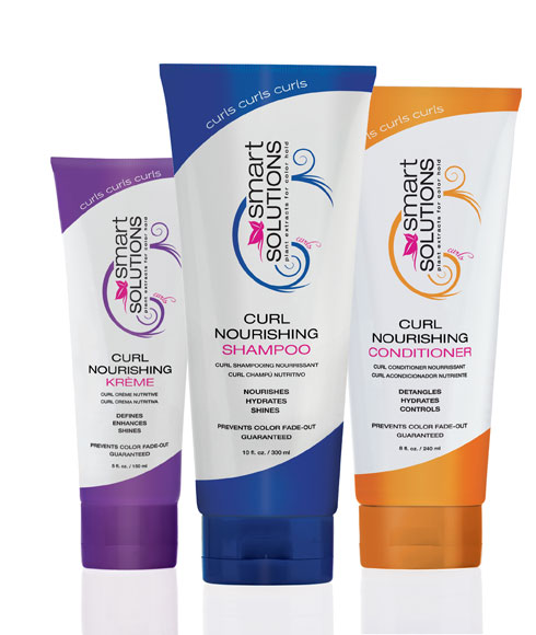 New Dennis Bernard Smart Solutions Curl Nourishing Trio
