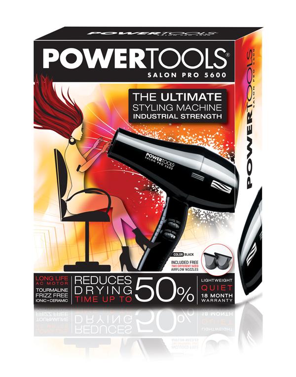 Dennis Bernard's POWERTOOLS Salon Pro 5600