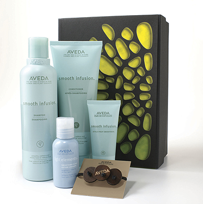 Aveda's Holiday Collection Offers Hope