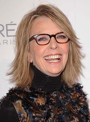 Achieve Diane Keaton's Chic Hair