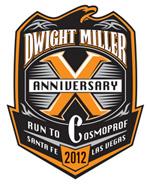 Dwight Miller's Run To Cosmoprof