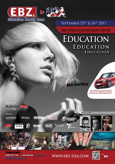 Education Beauty Zone Arrives in San Diego in September