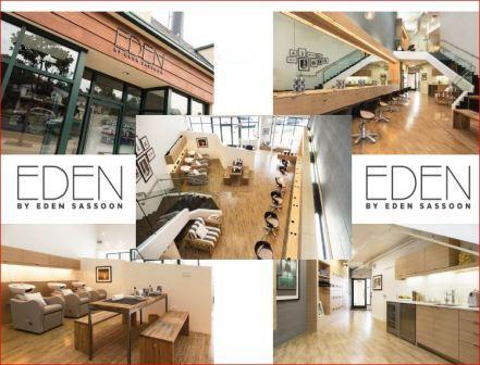 Eden Sassoon Opens Finishing Studio in Los Angeles
