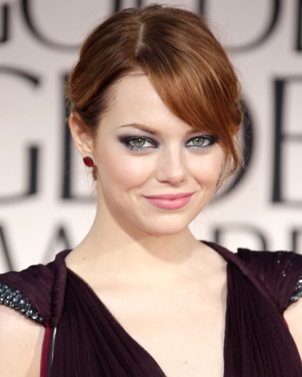 Emma Stone's NEW Blonde Hair Style