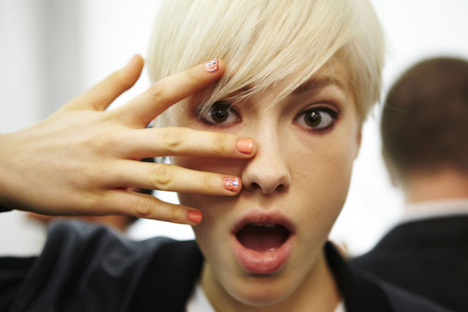 HOW-TO: Two Spring Nail Trends To Try Now
