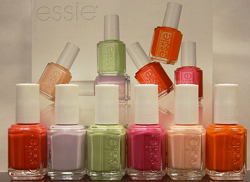 Essie's 2012 Spring Collection