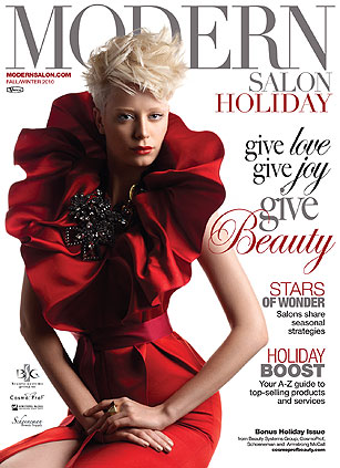 Behind the Cover (Holiday 2010)