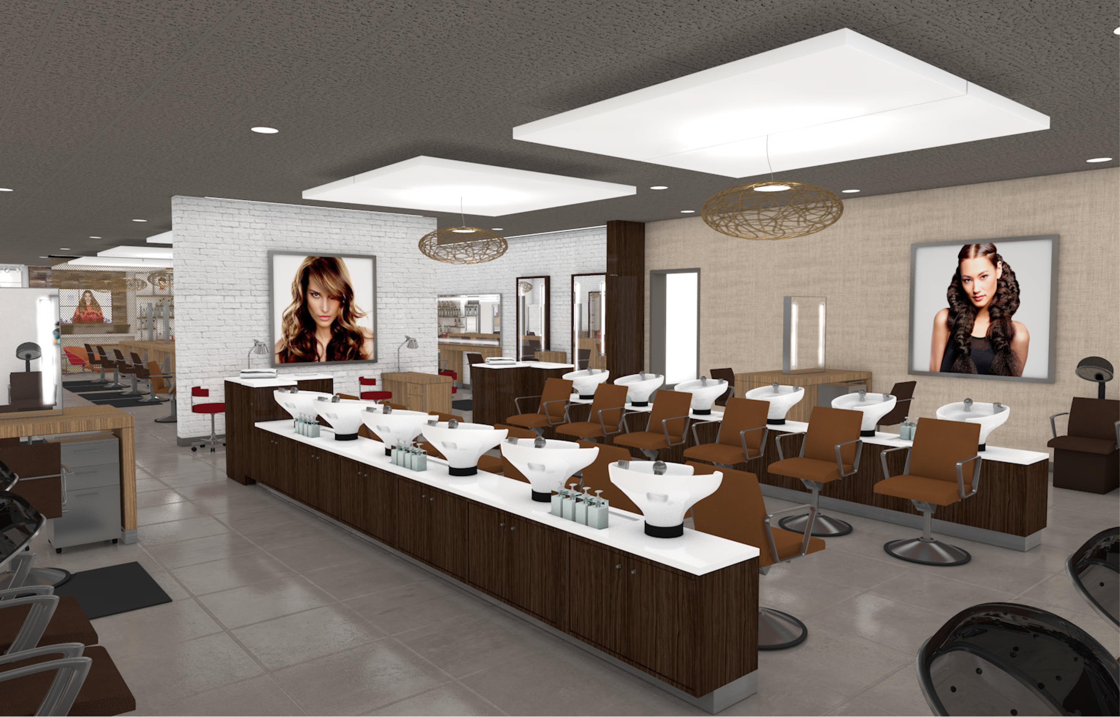 Our customers already shop JCPenney for beauty  fashion apparel  shoes and  accessories  As more women experience the services provided at The Salon by. JCPenney Announces New Salon Concept and Partnership with InStyle