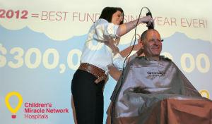 The $300 Million Shave