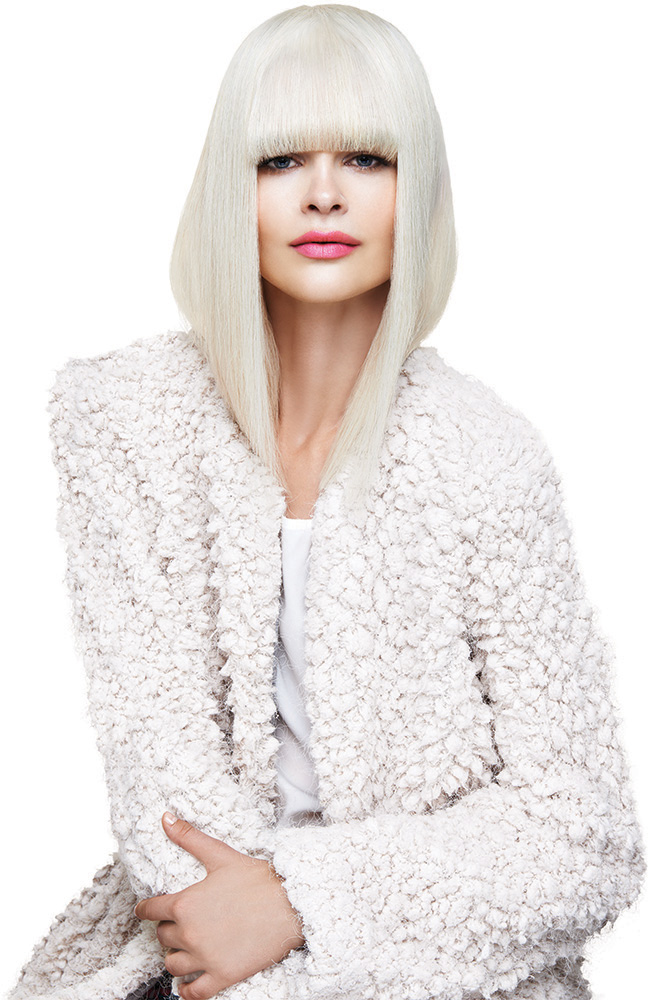 HOW-TO: Icy Cool, Pale Blonde by GKhair's Misha Belfer