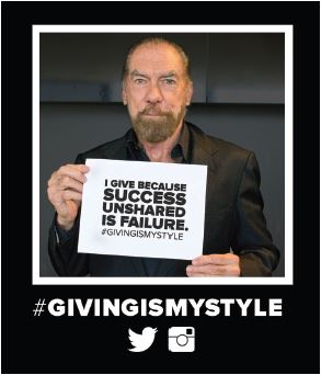 Paul Mitchell Launches #GivingIsMyStyle Campaign
