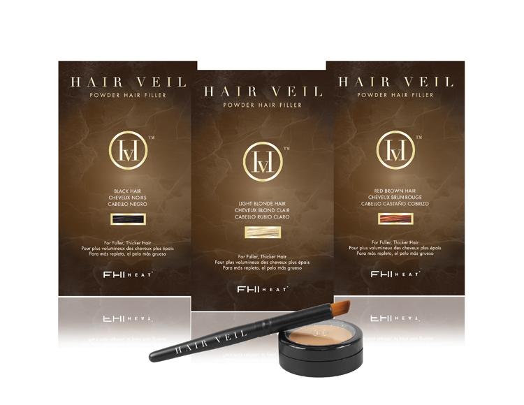 FHI Heat's Hair Veil Powder For Fuller Hair