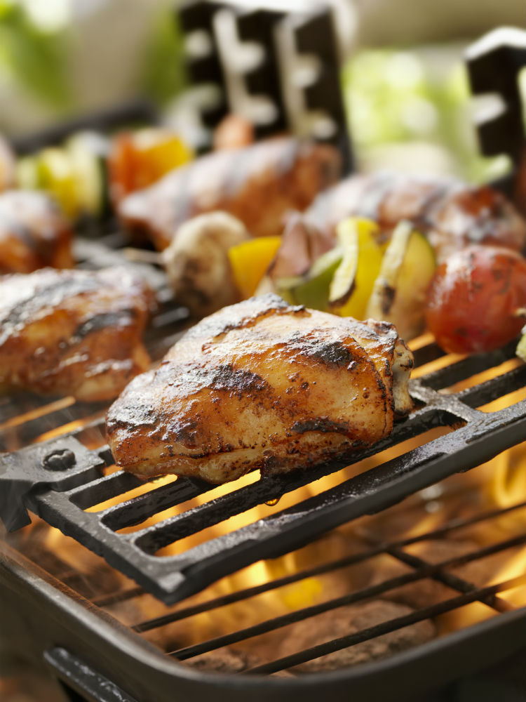 Healthy Grilling!