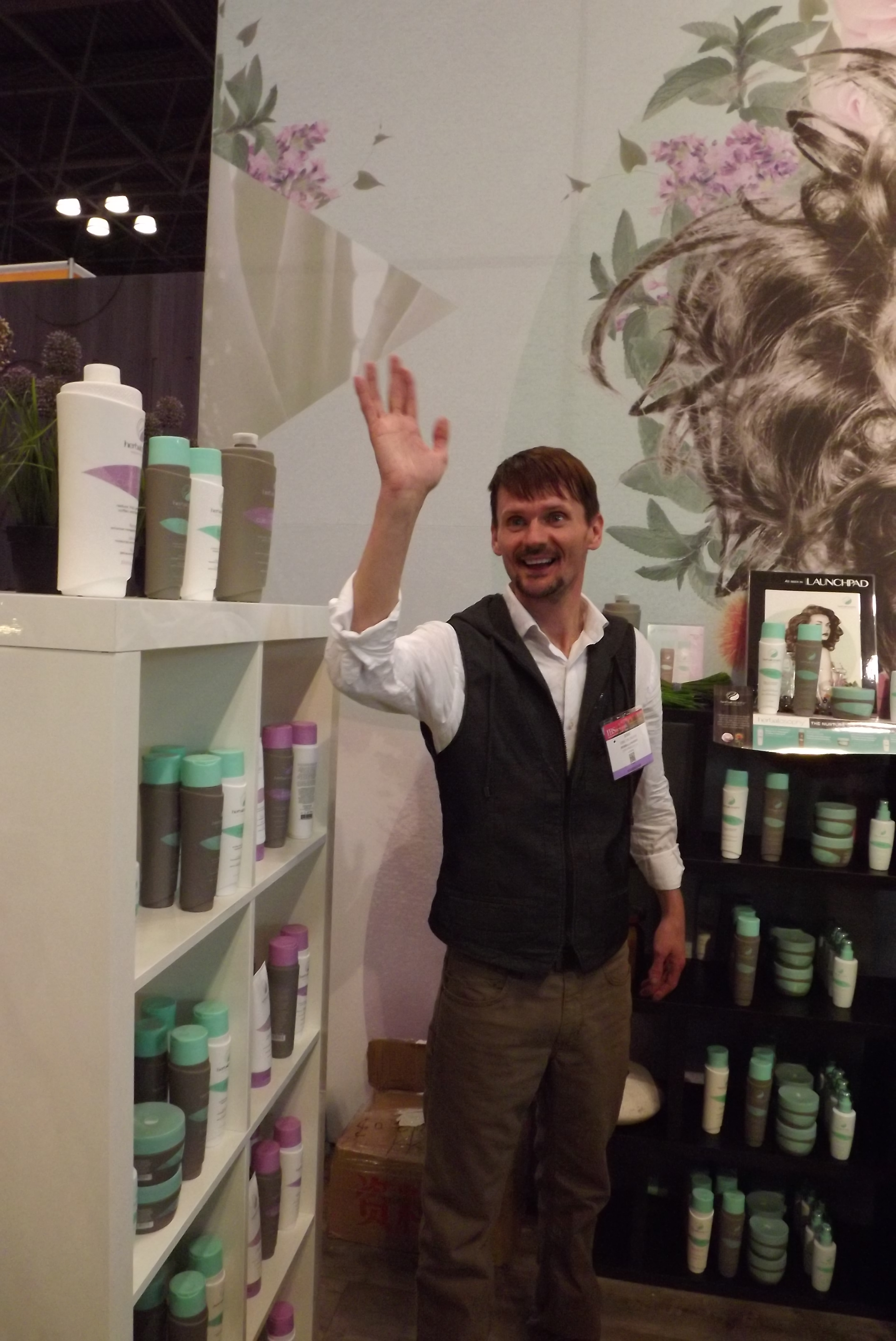 Herbalosophy Treats Lucky Salon Owner to IBS, New York & More