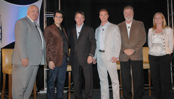 The 2010 International Salon/Spa Business Network conference