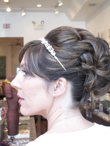 Wedding Hair, Part 1