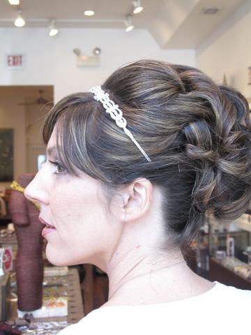 Wedding Hair, Part 1