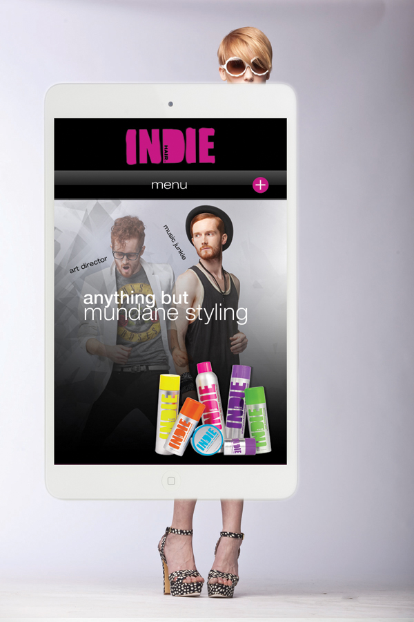 Competition Alert! Enter the #indiecontest With INDIE HAIR!
