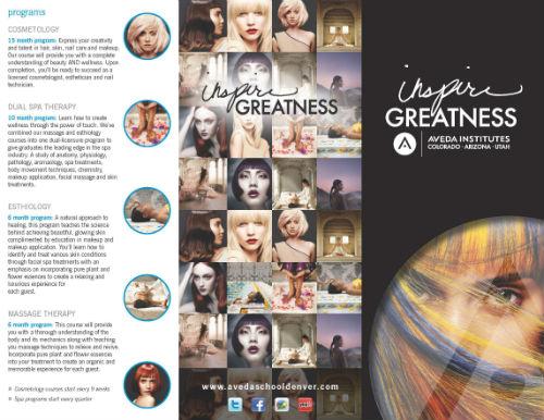 2013 STAMP Recruitment Brochure Winner: Inspire Greatness