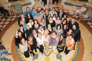 John Amico Haircare Hosts Cruise