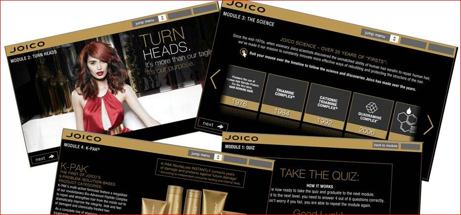 JOICO to Launch Interactive Training, Award Prizes