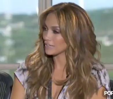 "JLo's Top ""American Idol"" Looks"