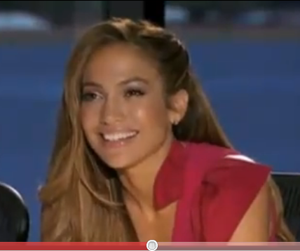 "JLo's Top ""American Idol"" Looks"