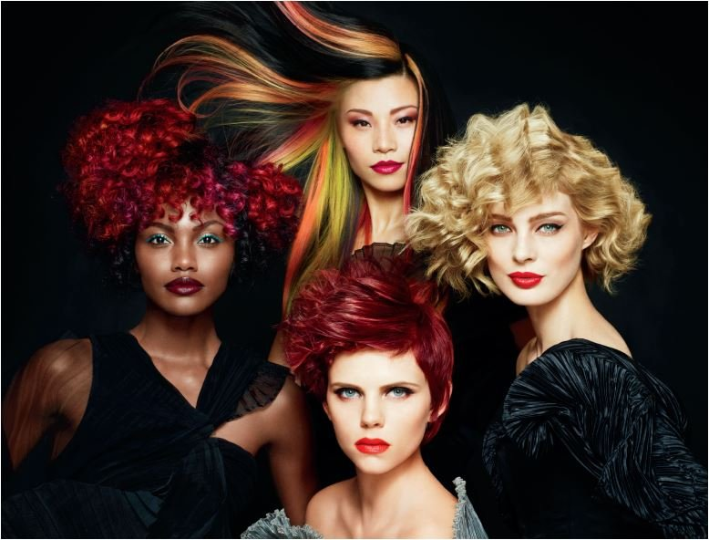New Origami Collection from Paul Mitchell Professional Hair Color