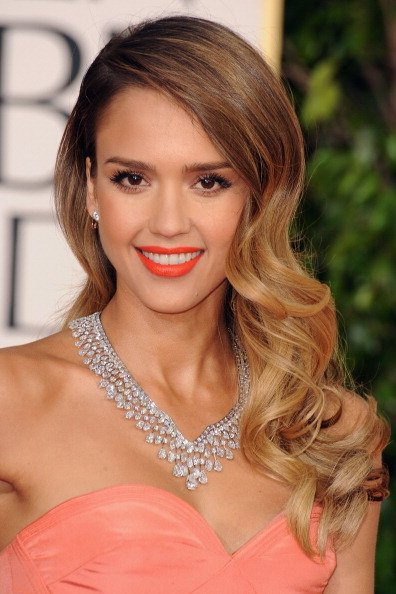 Jessica Alba STARS At the Golden Globes