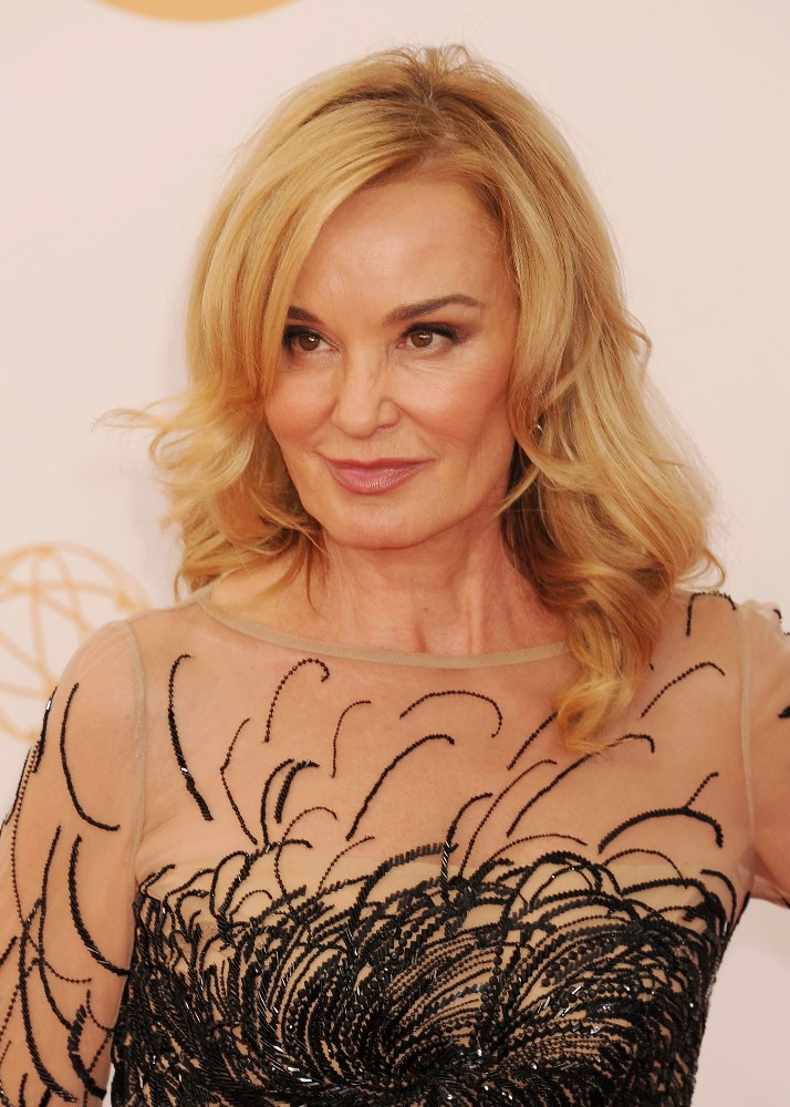 EMMYS: Jessica Lange by Andy LeCompte for Wella