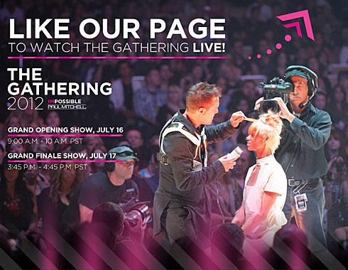 2012 Paul Mitchell Gathering