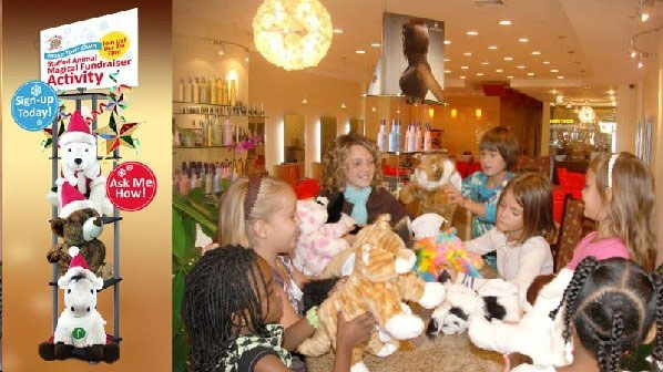 "Hold a ""Bear Hugs"" Holiday Workshop Drive for Needy Families"