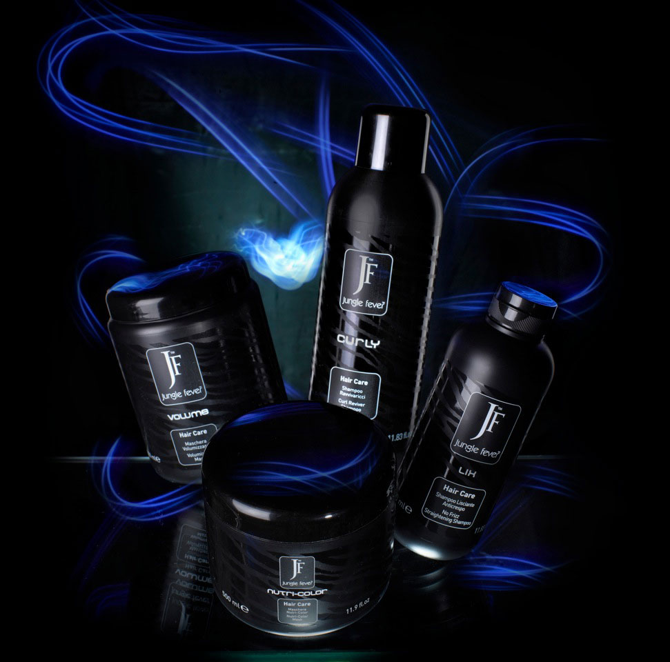 Jungle Fever Introduces Hair Care Line