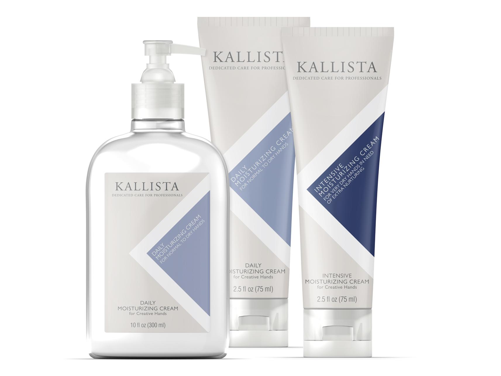 Kallista Beauty for Salon Pros Opens Distribution