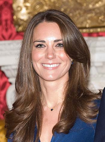 Achieve Kate Middleton's Hair Color