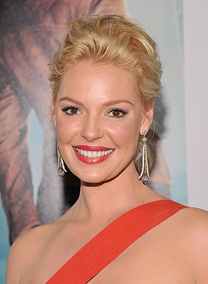 David Babaii on Katherine Heigl's Premiere Look