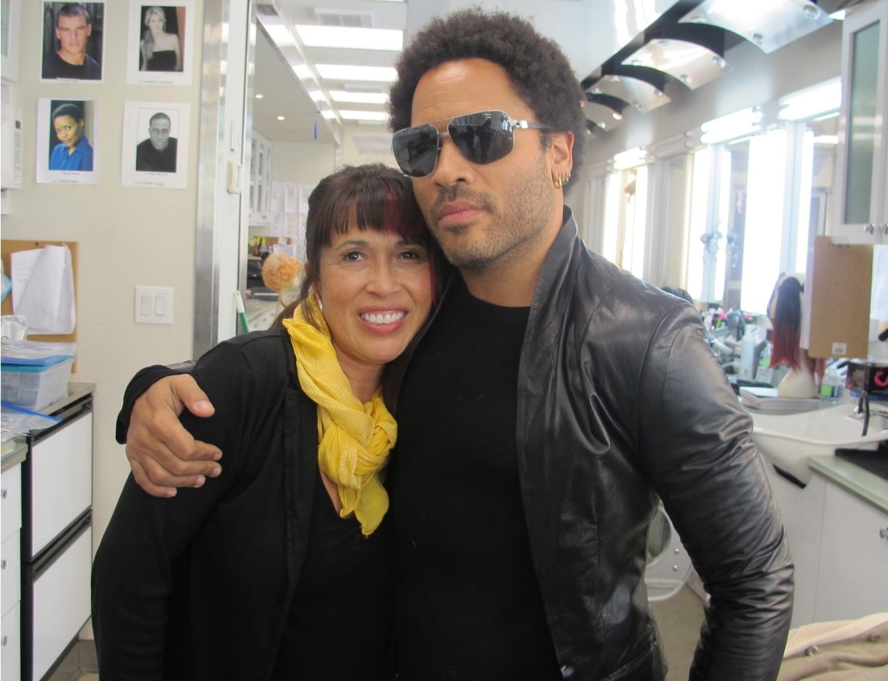 Hair Talk with Catching Fire Hair Department Head Linda Flowers