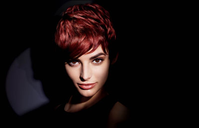 Vibrant Red How To: Dan Csicsai's Matrix ColorInsider Formula