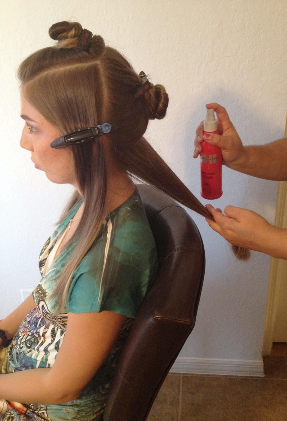 HOW-TO: The Businesswoman's Mohawk
