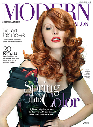 HOW TO Get Modern's April Cover Look