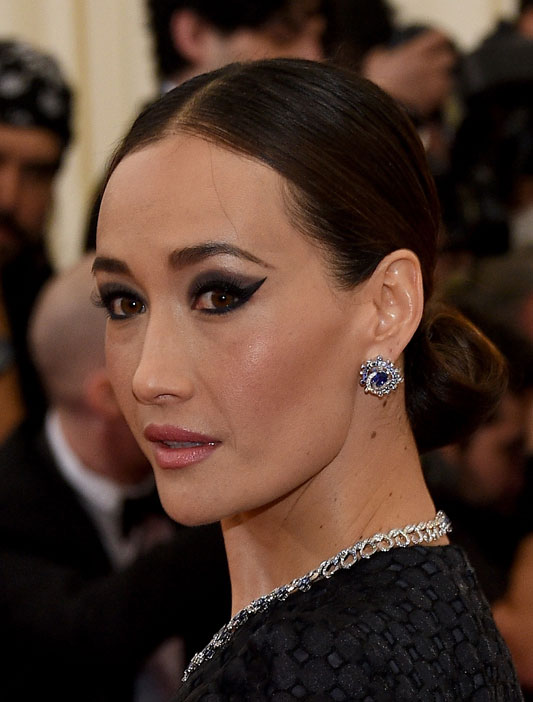 MET BALL 2014: Maggie Q's Modern Twist How-To