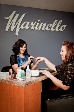 Marinello Manicure Education Includes Organic Treatments