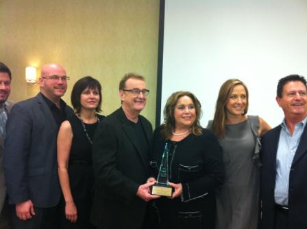 Jim and Cheryl Markham Named Entrepreneurs of the Year by BIW