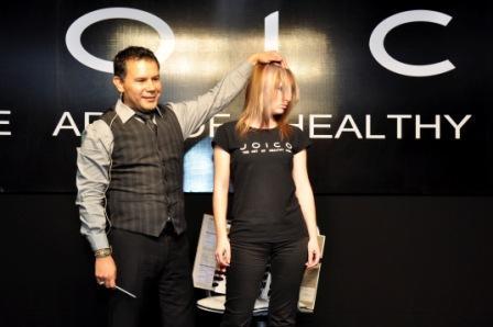 Joico's Martin Chairez , a Latino Trailblazer
